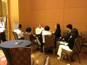 Ask-The-Experts Session in HR 2012 Singapore